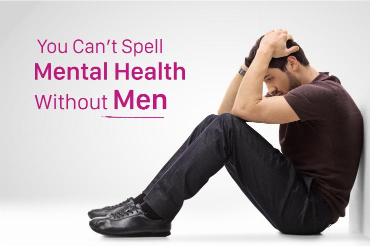 What's going on with men, masculinity and mental health?