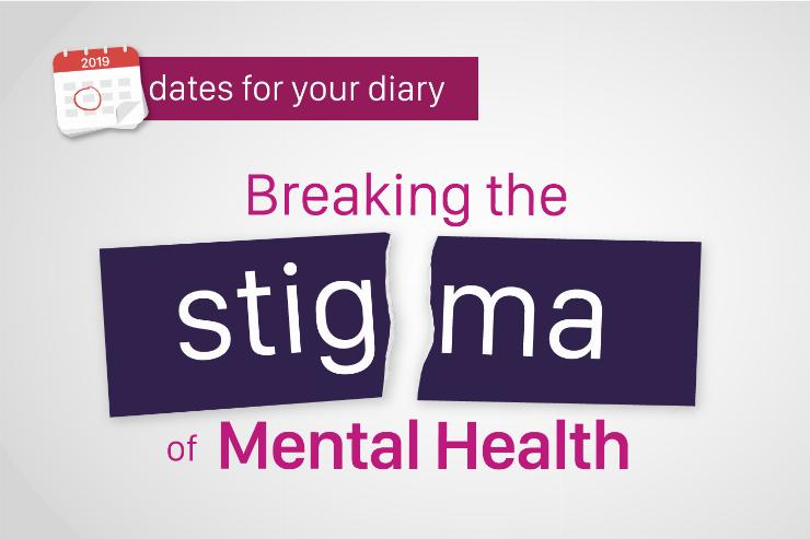 Mental Health Calendar 2019 – Dates for your Diary