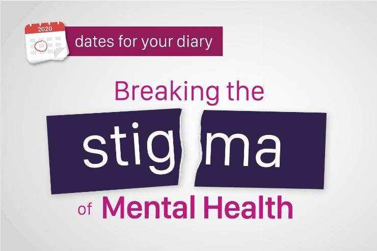 Mental Health Calendar 2020 – Dates for your Diary