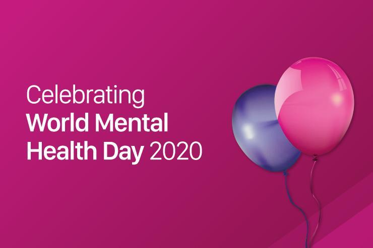 Celebrating World Mental Health Day 2020